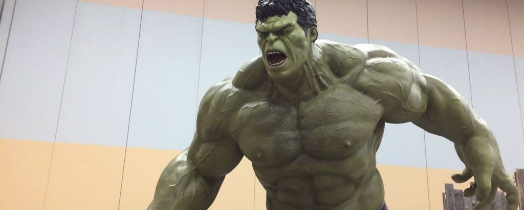 Photo of the Hulk